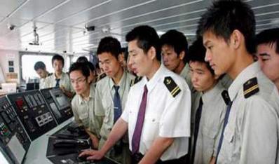 我公司在南京城市交通运输学校设立国际海员培训基地